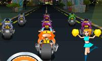 العاب سباق دراجات نارية
