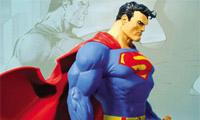Tegel Builder - Superman