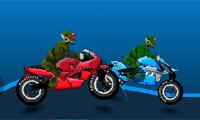 العاب الدراجات النارية