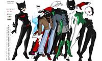 Batman Beyond Dress-up Doll