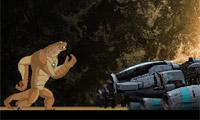 Ben 10 Alien Force - Super Giant Strength Humungousaur