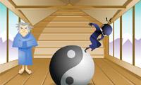 Ninja ισορροπία