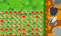 Puru Puru oogst Match