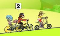 Kecepatan setan - BMX Racing