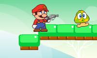 Besneeuwde Mario