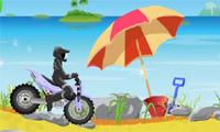 لعبة دراجات نارية خطيرة