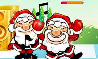Santa Claus dansen
