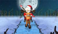 耶誕老人搖滾明星 金屬耶誕 3