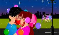 Nieuwjaar Kiss