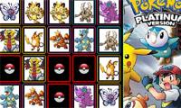 Pokemon Platinum geheugen