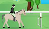 Equestrian Übung