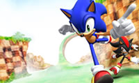 Sonic cool uitvoeren