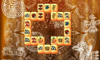 Azteekse toren Mahjong