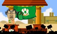 Slap Gaddafi