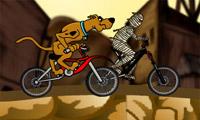 Scooby BMX actie
