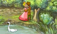 Kus van de prinses