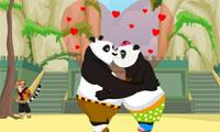 쿵푸 팬더 키스