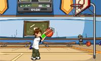 벤 10 농구 스타