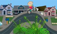 Anak-anak Bersepeda