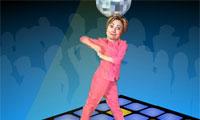 Dancing Hillary