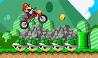 العاب ماريو دراجات