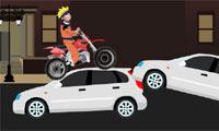 Naruto xe đạp kỹ năng