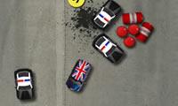 العاب حرب سيارات