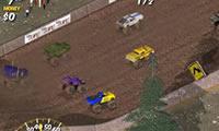 3D cross-country rally