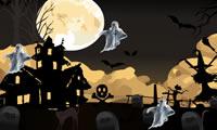 Halloween schieten