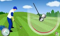 ゴルフの試合