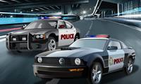 العاب سيارات شرطة