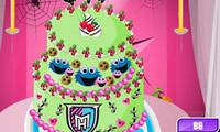 Monster High Cake Deco