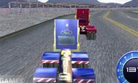 3D大卡车竞速