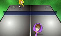少年骇客乒乓球