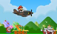 Mario luchtschip slag