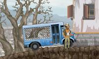 Gevangenis Buschauffeur