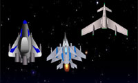 Vliegtuigen Space Park