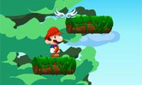 Mario springen avontuur