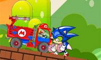 Mario Zombie truk Shot