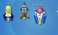Mario Space Race