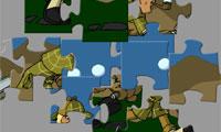 Sherlock Holmes-Puzzle