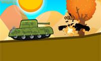 Düne-Tank