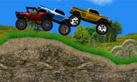 ファームのトラック レース