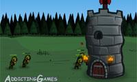 Μυθική οχυρών άμυνα