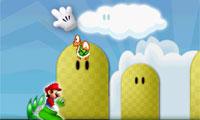 Super Mario de schoen Curibo
