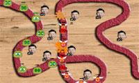 Gangnam Defense oorlog