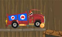 Mario Volcano Escape