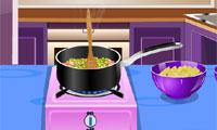 العاب طبخ باربي