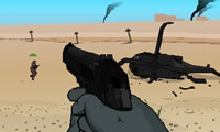 Wüste sniper