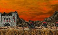 Armee der Toten Turm Verteidigung